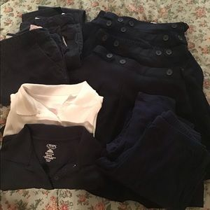 School uniforms 12 pcs
